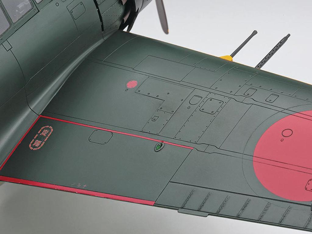Mitsubishi A6M5c Zero Fighter  (Vista 7)