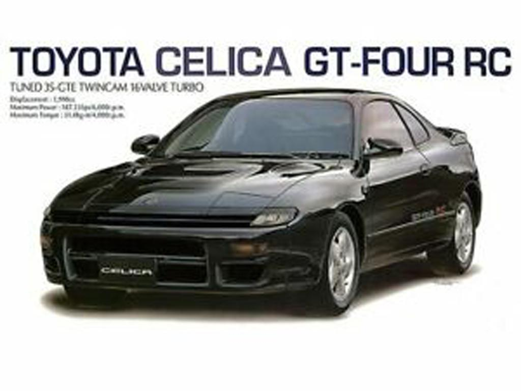 Toyota Celica GT-FOUR RC (Vista 1)