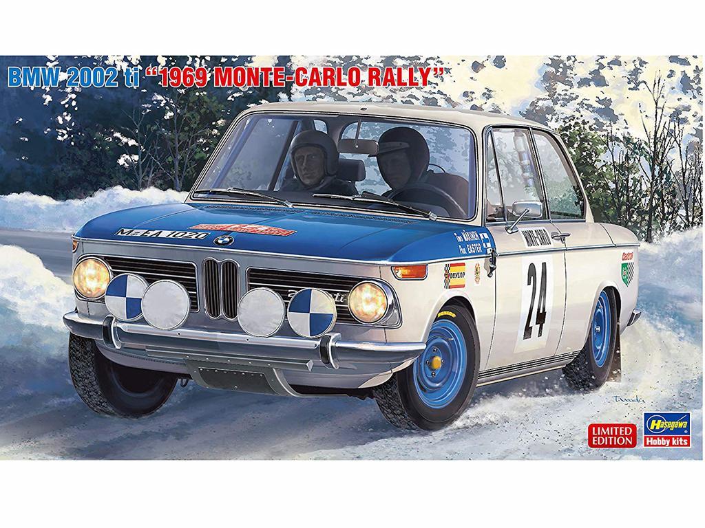 BMW 2002TI Monte Carlo 1969 (Vista 1)