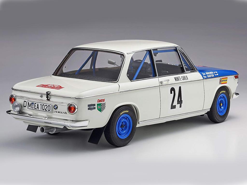 BMW 2002TI Monte Carlo 1969 (Vista 3)