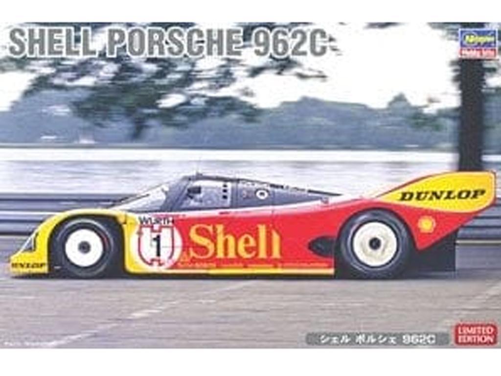 Shell Porsche 962C (Vista 1)