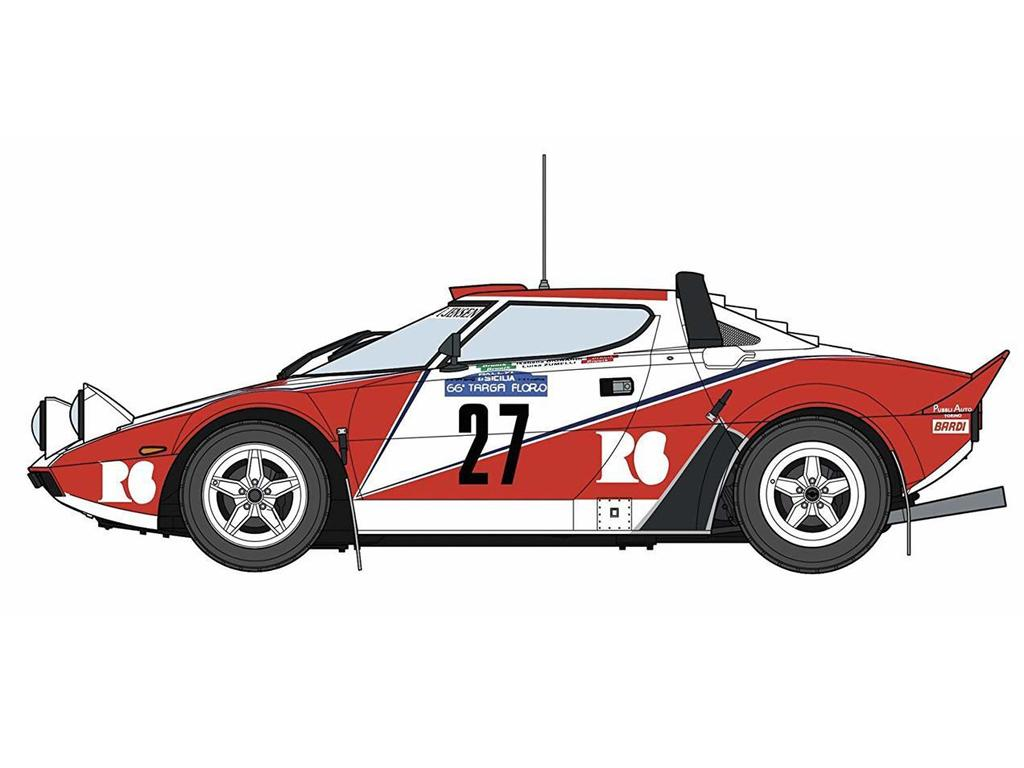 Lancia Stratos HF Seree R6 (Vista 2)