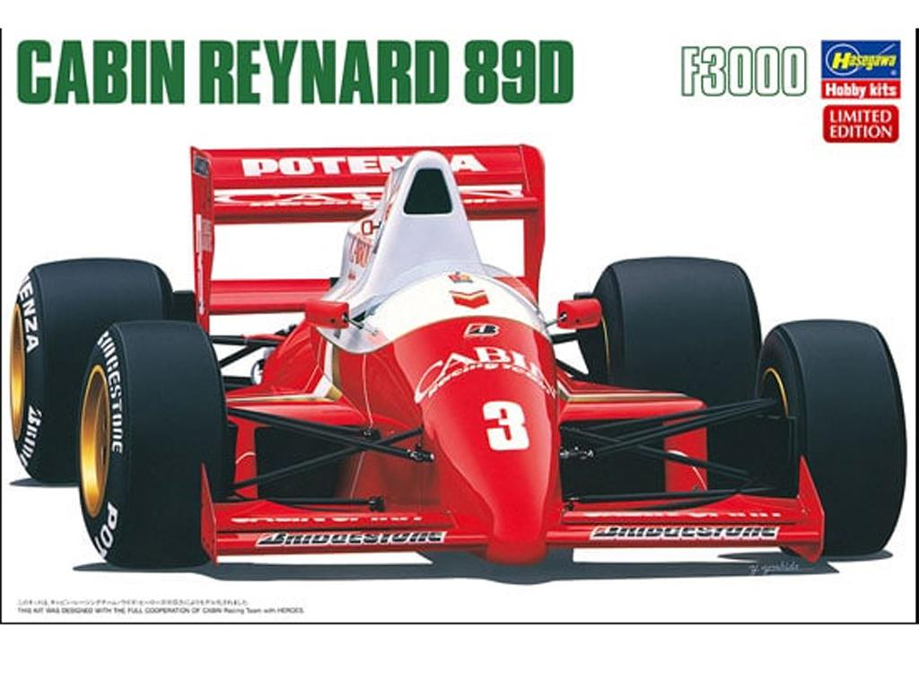 Cabina Reynard 89D (Vista 1)