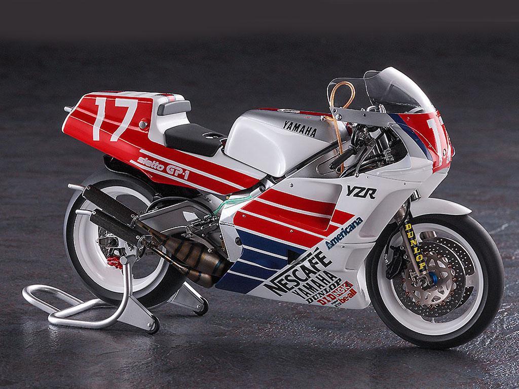 Yamaha YZR500  (Vista 3)
