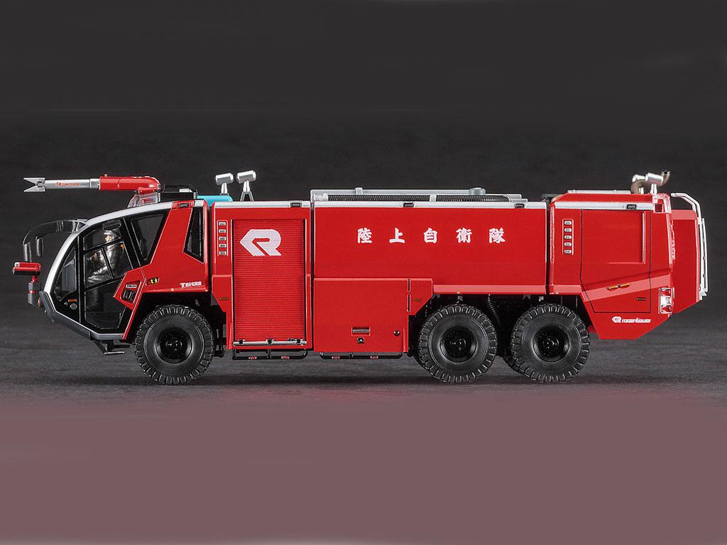 Rosenbauer Panther 6X6 Airport Crash Tender (Vista 2)
