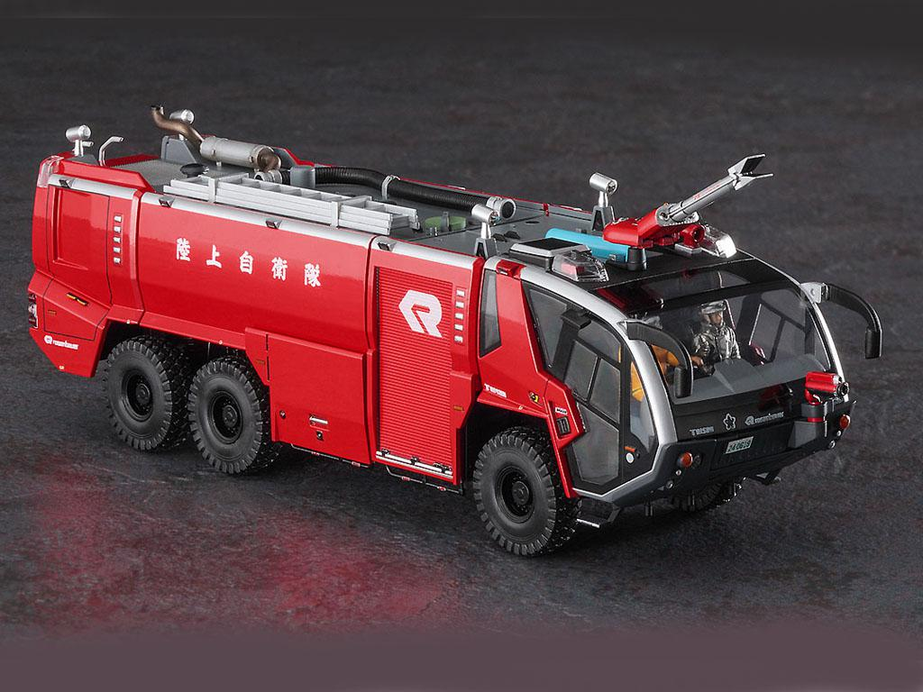 Rosenbauer Panther 6X6 Airport Crash Tender (Vista 3)
