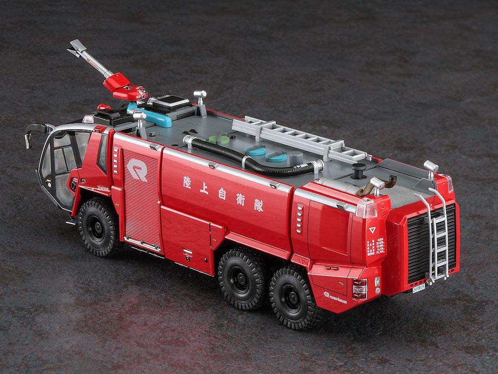 Rosenbauer Panther 6X6 Airport Crash Tender (Vista 4)