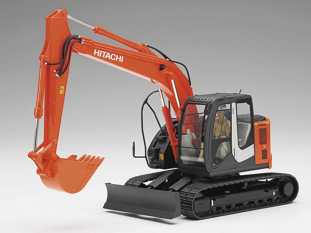 Excavadora Hitachi Zaxis 135US (Vista 3)