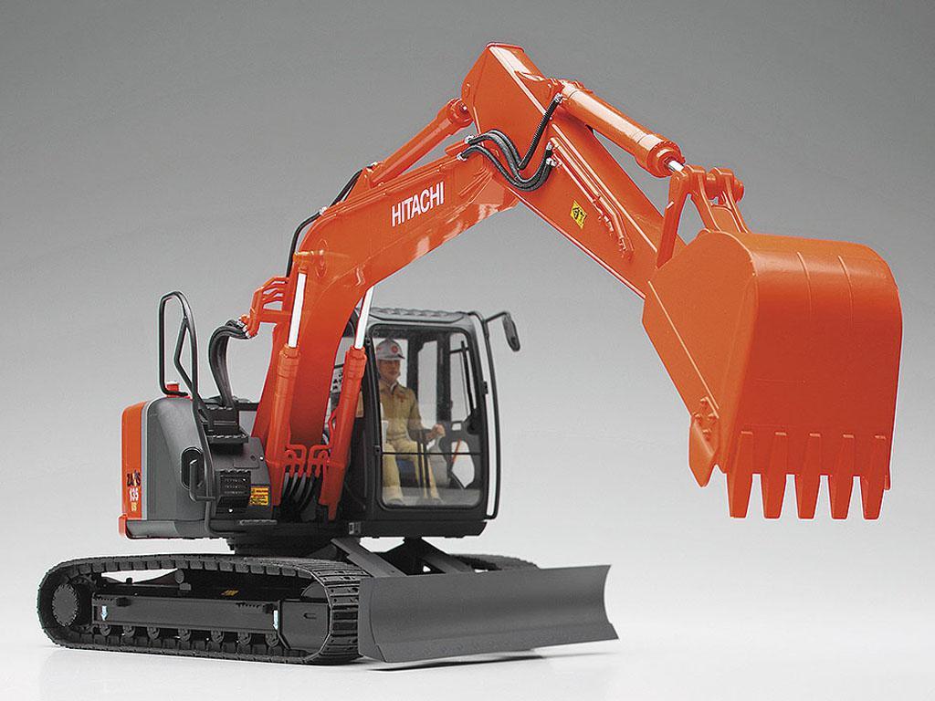 Excavadora Hitachi Zaxis 135US (Vista 4)