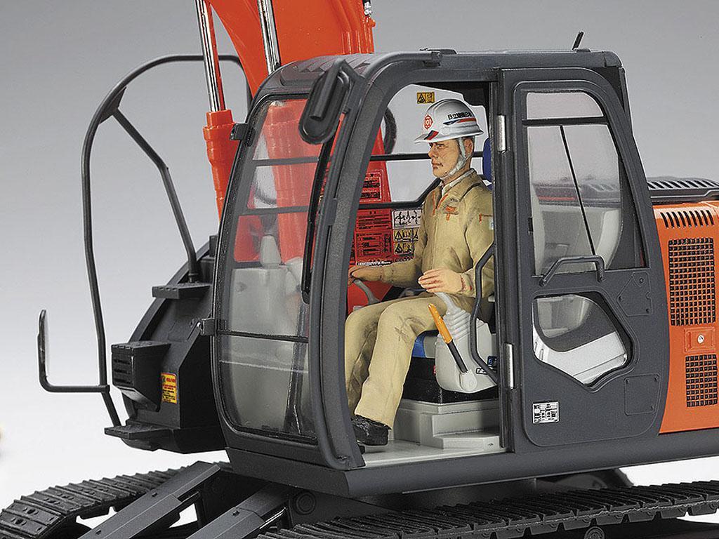 Excavadora Hitachi Zaxis 135US (Vista 6)