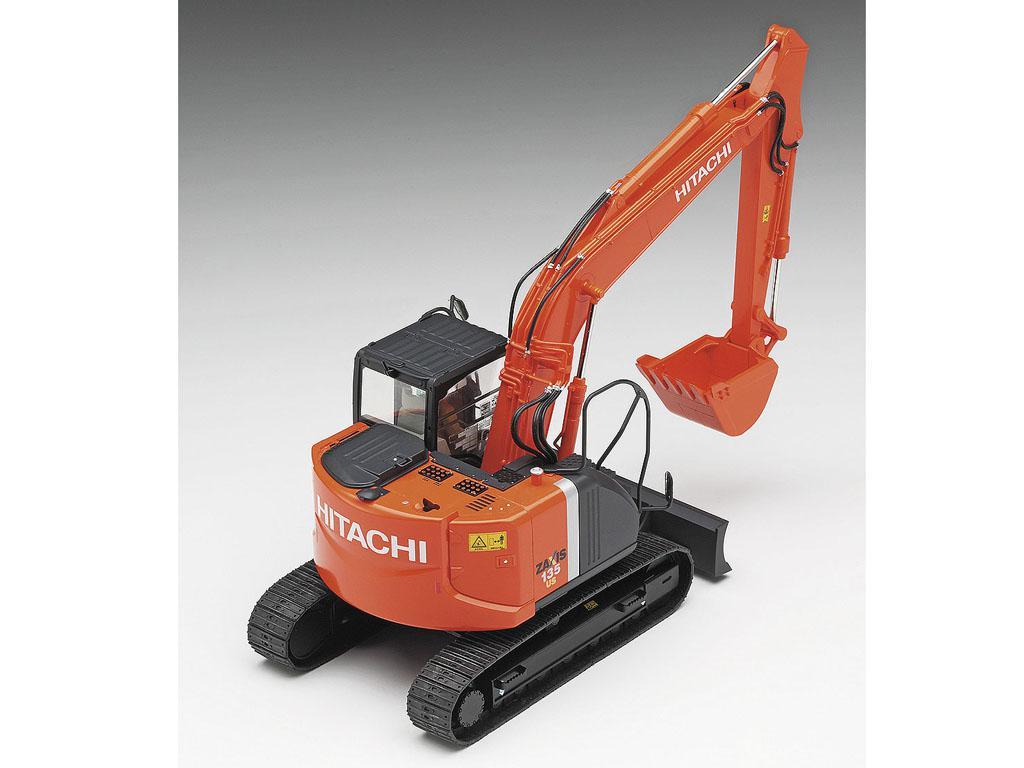Excavadora Hitachi Zaxis 135US (Vista 7)