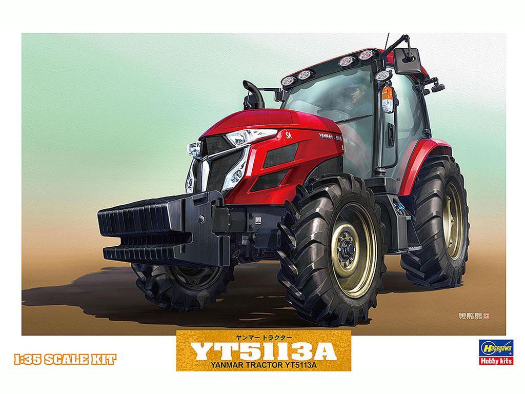 Yanmar Tractor Y5113A (Vista 1)