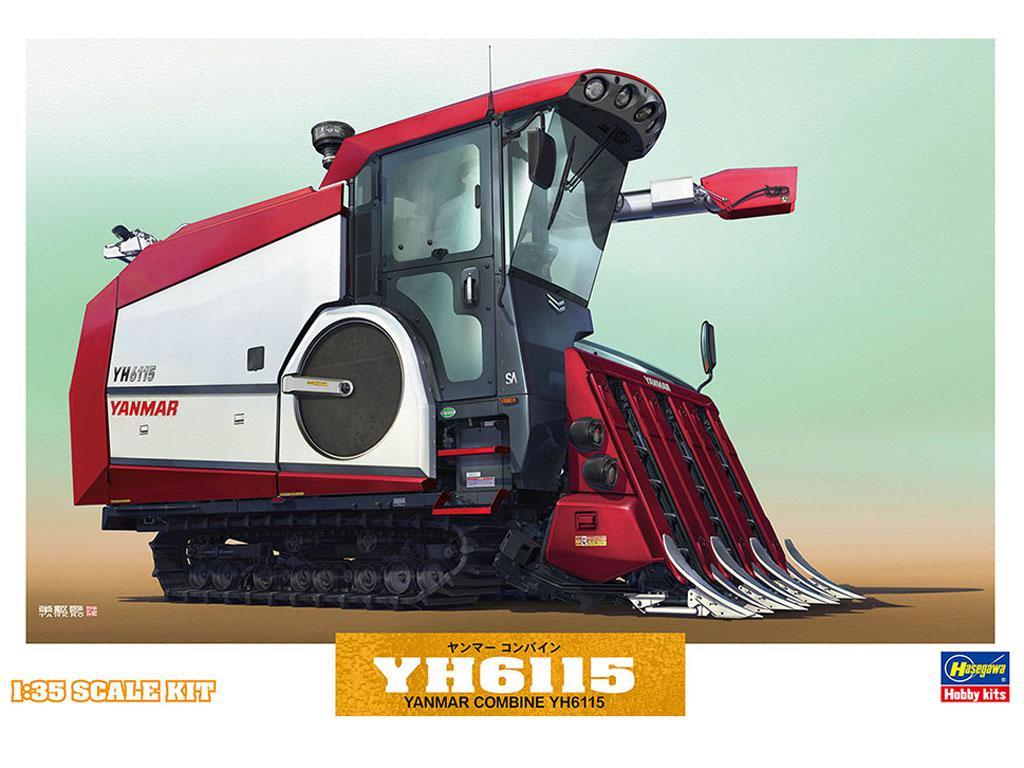 Yanmar Combine YH6115 (Vista 1)