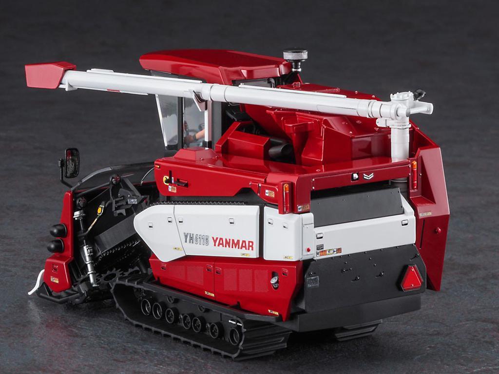 Yanmar Combine YH6115 (Vista 4)