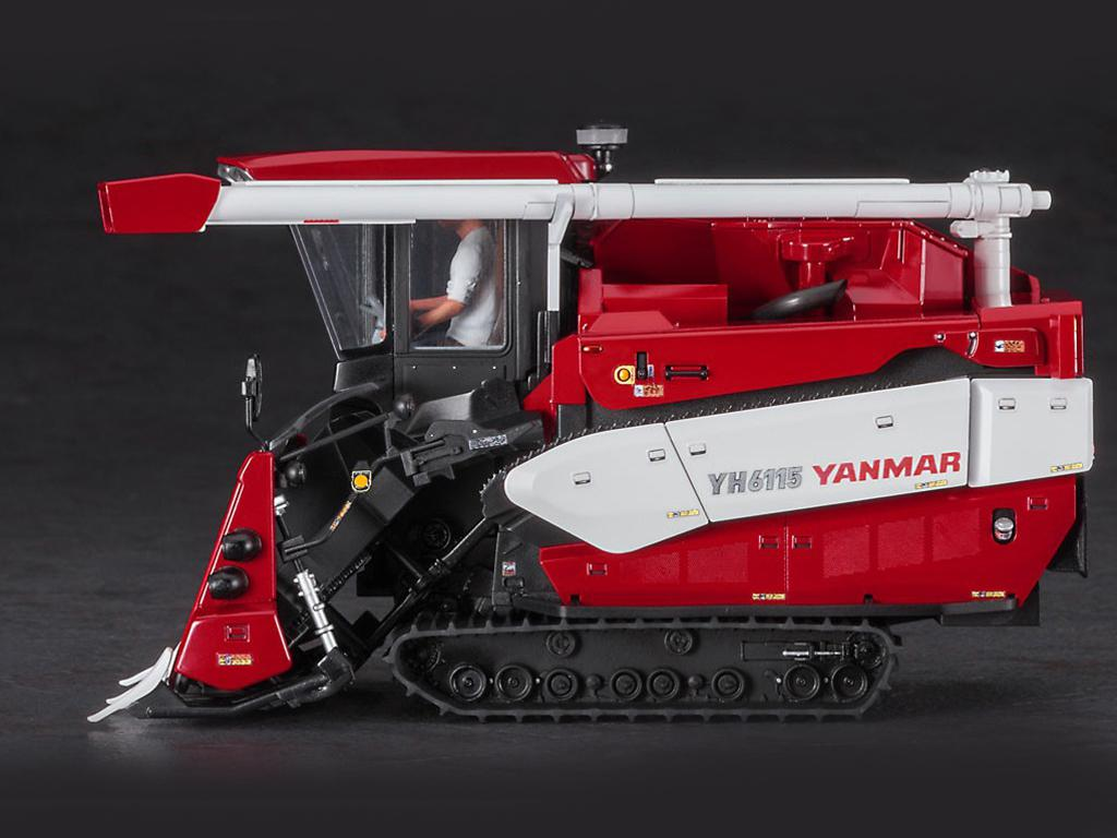 Yanmar Combine YH6115 (Vista 5)