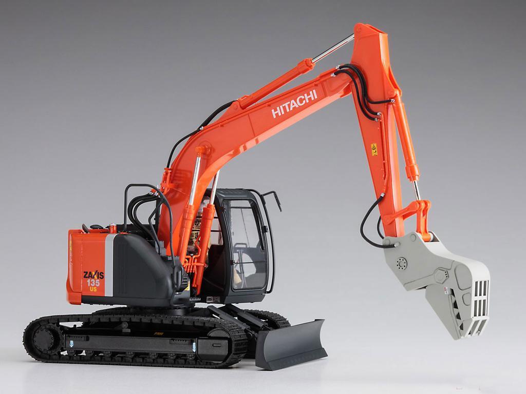 Excavator Zaxis 135US Crusher Type (Vista 2)
