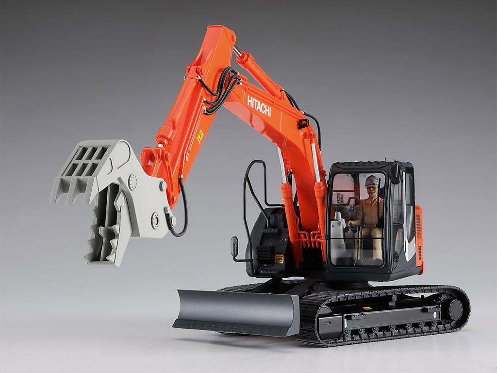 Excavator Zaxis 135US Crusher Type (Vista 3)