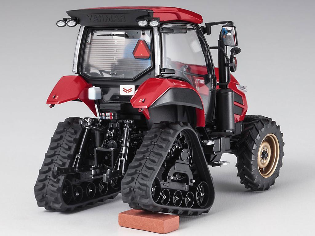 Yanmar Tractor YT5113A Delta Crawler (Vista 2)