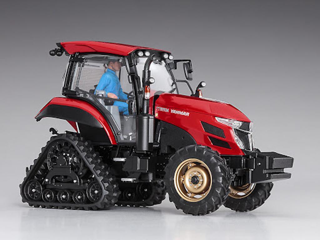 Yanmar Tractor YT5113A Delta Crawler (Vista 3)