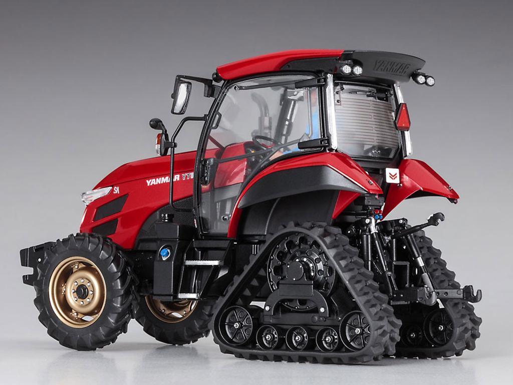 Yanmar Tractor YT5113A Delta Crawler (Vista 4)