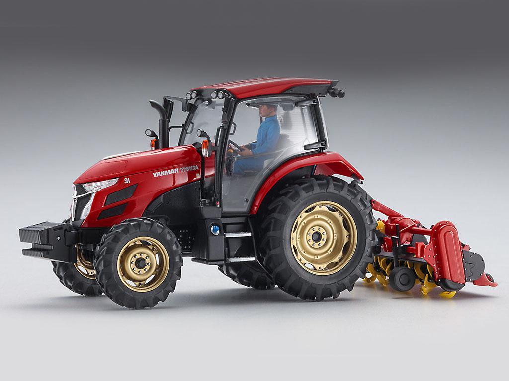 Yanmar Tractor YT5113A Rotary (Vista 3)