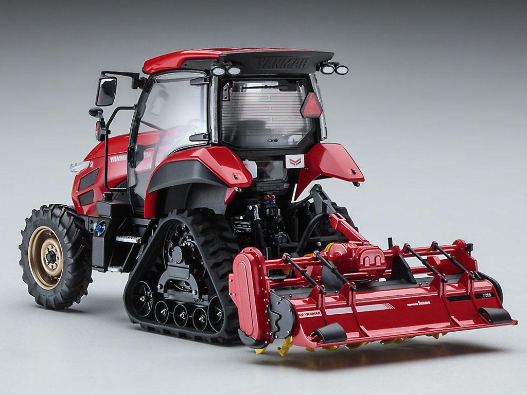 Yanmar Tractor YT5113A Delta Crawler/Rotary (Vista 2)