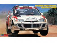Mitsubishi Lancer Evolution III 1996  (Vista 2)