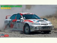 Mitsubishi Lancer Evolution IV 1997 Safari Rally (Vista 2)