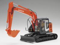 Excavadora Hitachi Zaxis 135US (Vista 11)