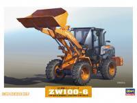 Hitachi Wheel Loader ZW100-6 (Vista 4)