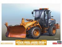 Hitachi Radlader ZW-100-6 con Spazzaneve (Vista 5)