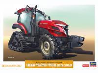 Yanmar Tractor YT5113A Delta Crawler (Vista 5)