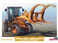 Cargador de ruedas Hitachi ZW100-6  (Vista 5)