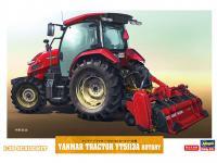 Yanmar Tractor YT5113A Rotary (Vista 4)