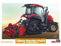 Yanmar Tractor YT5113A Delta Crawler/Rotary (Vista 4)