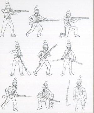 Infanteria Ligera de Brunswick  (Vista 2)