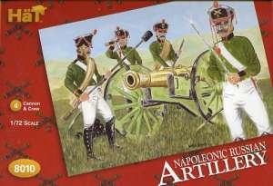 Artilleria Rusa 1812  (Vista 1)