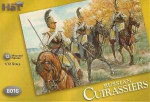 Caballeria pesada Rusa Coraceros 1812  (Vista 1)