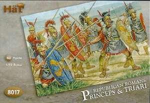 Legiones Romanas : Princeps y Triarii  (Vista 1)