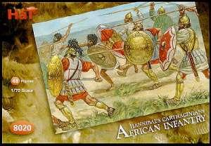 Infanteria Cartaginesa Tropas africana  (Vista 1)