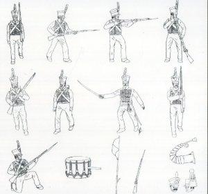 Infanteria de linea del Ducado de Brunsw  (Vista 2)