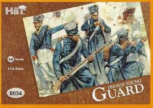 Infanteria de la Guardia Francesa : La J  (Vista 1)