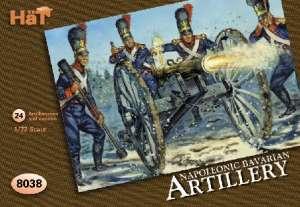 Artilleria de Baviera. 1805  (Vista 1)