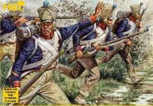 Infanteria de linea Francesa : Fusiliers  (Vista 1)