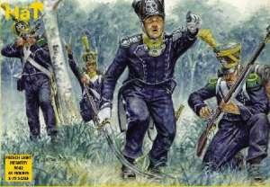 Infanteria Ligera Francesa 1812-15  (Vista 1)