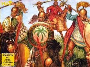 Caballeria Cartaginesa y Grupo de Mando  (Vista 1)