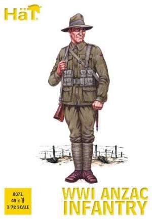 Infanteria Australiana 1914-1918  (Vista 1)