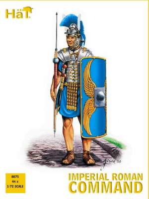 Legiones Romanas : Mando Imperial  (Vista 1)