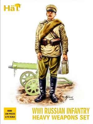 Armamento Pesado Ruso 1914-1918  (Vista 1)