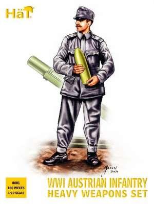 Armamento Pesado Austriaco 1914-1918  (Vista 1)